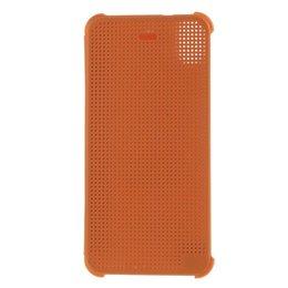 Oranje Dot View Case voor HTC Desire 626