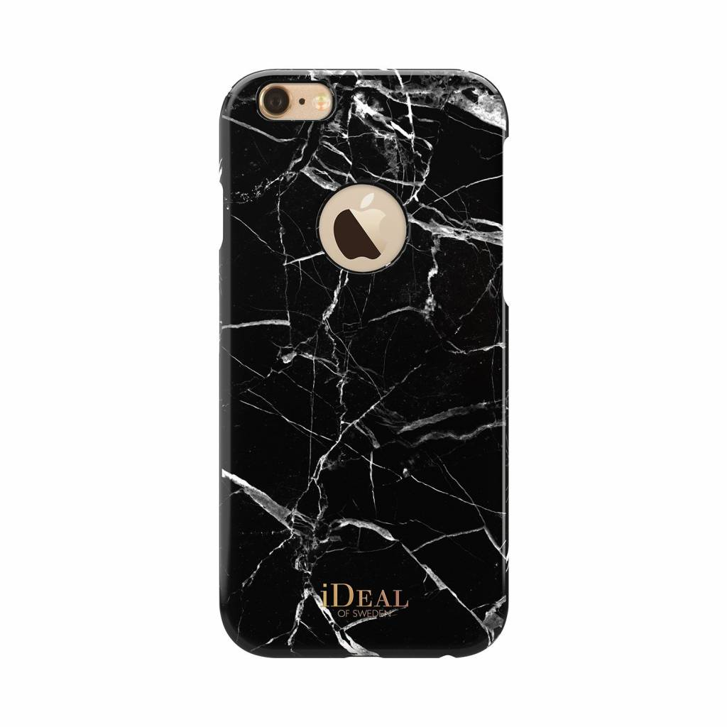Fashion Book Cover Zwart ~ Ideal of sweden iphone s fashion marmer back cover