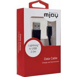 MJOY Lightning Connector naar USB Kabel (200CM)
