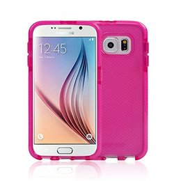 Tech21 Evo Check Hoesje Samsung Galaxy S6 Roze