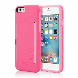 Incipio iPhone 6 / 6S Stowaway Cerdit Card Case - Roze