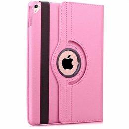 360° Rotating Case voor de Apple iPad Pro 9.7 - Licht Roze