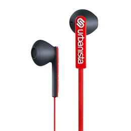 Urbanista San Francisco in Ear Koptelefoon - Rood