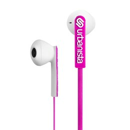 Urbanista San Francisco in Ear Koptelefoon - Roze