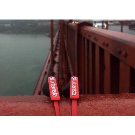 Urbanista San Francisco Hedset met Afstandsbediening - Wit