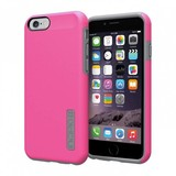 Incipio DualPro Case iPhone 6 / 6S - Roze / Grijs