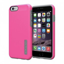 Incipio DualPro Case iPhone 6 / 6S - Roze / Grijs