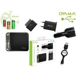 OYAMA XXL Mobile USB Charging Kit