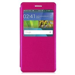 Huawei P8 Lite Smart / GR3 Window View Case - Roze