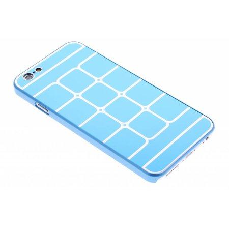 Aluminium Hardcase voor de iPhone 6 / 6S - Blauw