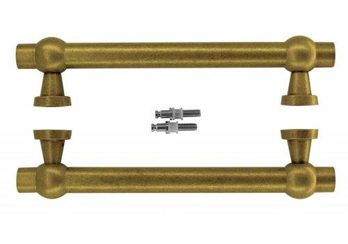TREKKER PETRA ROYAL OLD YELLOW PAAR VOOR GLAS