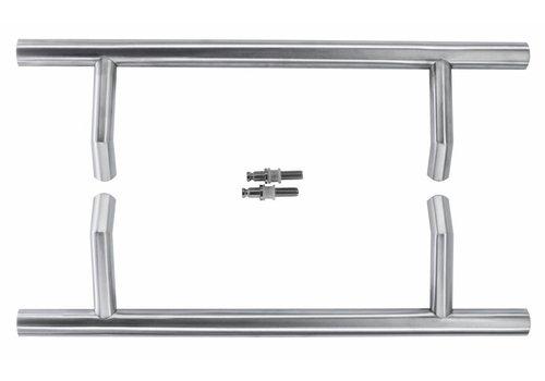 TREKKER STCOT 25/300/460 INOX PLUS PAAR VOOR GLAS