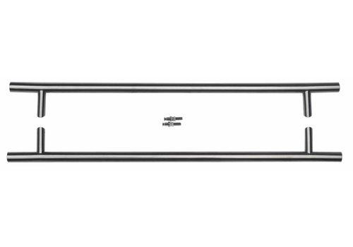 TREKKER ST 25/650/810 INOX PLUS PAAR VOOR GLAS