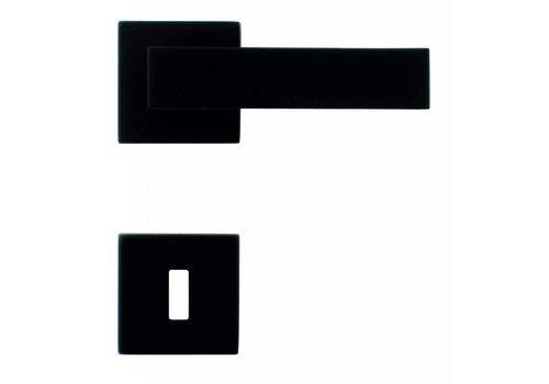 HDD DEURKRUK CUBICA ZWART R+E