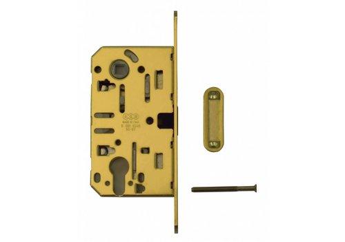MAGNETIC LOCK 18mm COPPER CYLINDER 85MM