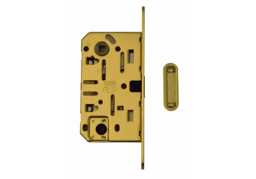 MAGNETIC LOCK 18mm COPPER WC 96MM