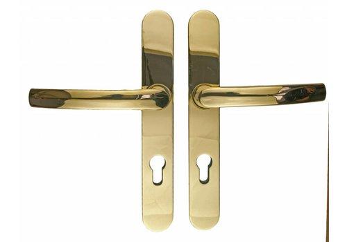 Sicherheitstürgriffe Titan Safe griffe+griffe Nutengröße 72 mm