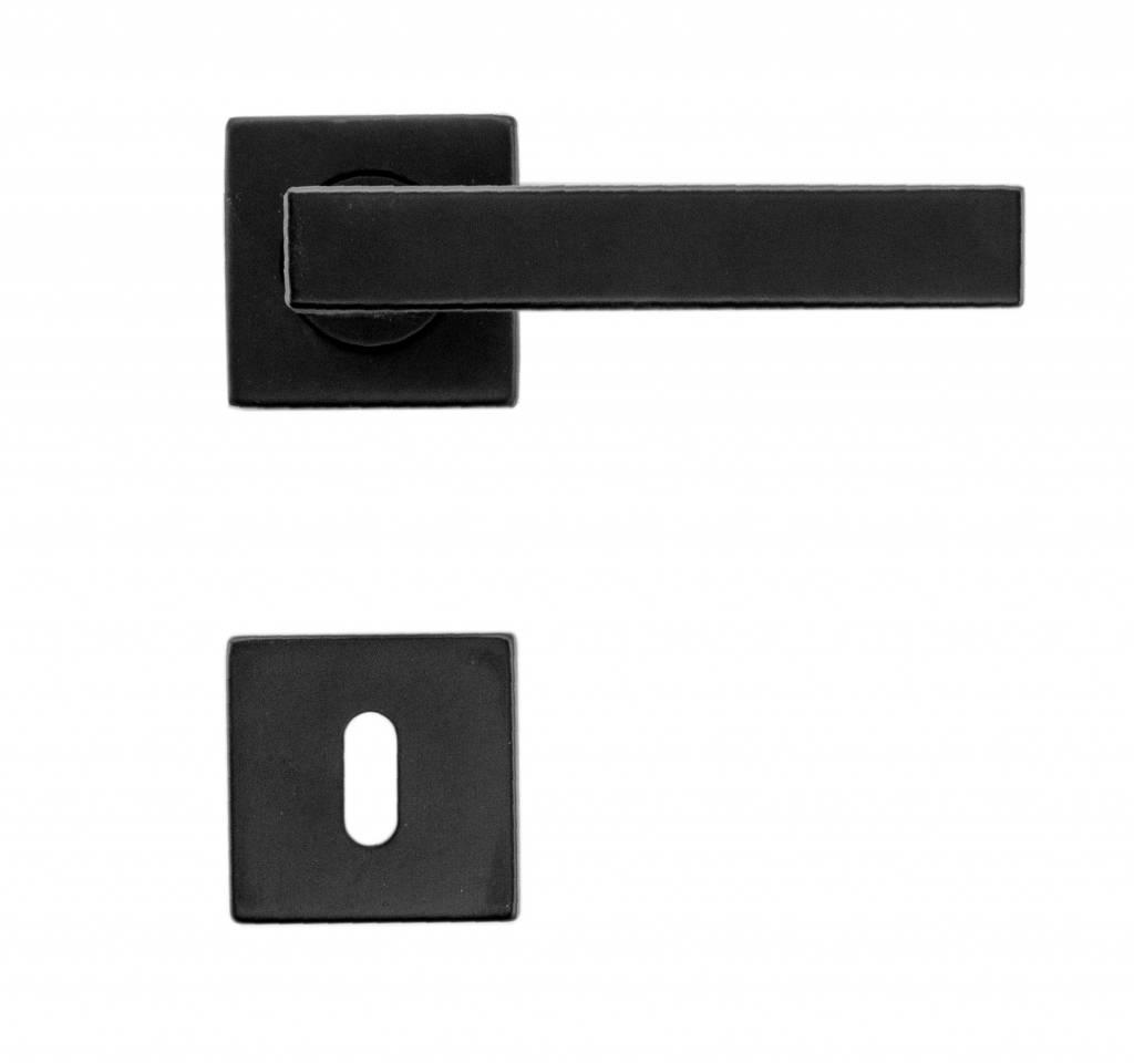 Op zoek naar moderne zwarte deurklinken deurklinkenshop for Klinken voor binnendeuren