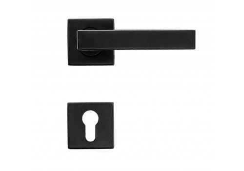 DOOR HANDLE COSMIC BLACK + CYL