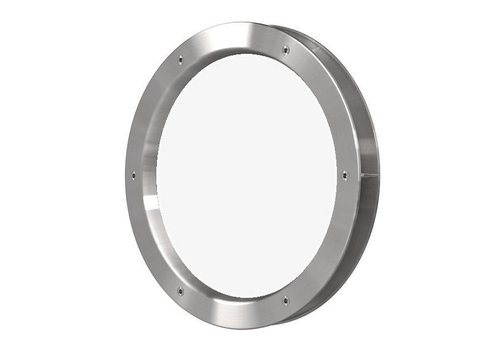 Bullauge B4000-F9 + 250 mm transparent Sicherheits