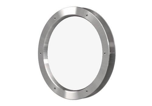 Patrijspoort B4000-F9 250 mm + doorzichtig veiligheidsglas