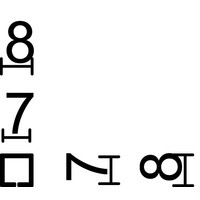 Huls van 7 naar 8 (2 stuks)