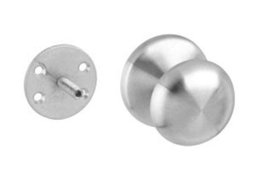 Intersteel Für Pilzknopf, festen einseitigen Montag aus rostfreiem Stahl