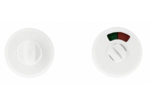 HDD WC garniture panda blanc