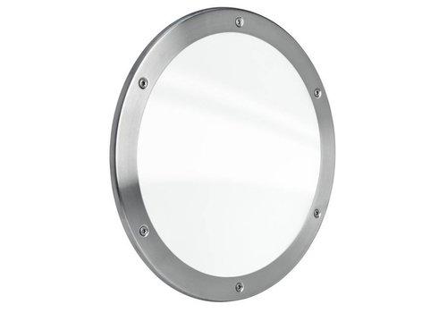 Inox patrijspoort B5000 250 mm