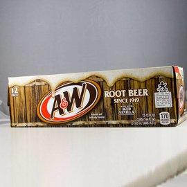 A&W A&W Root Beer 12er Set