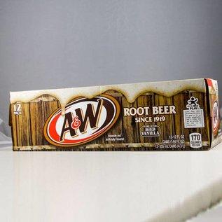 A&W A&W Root Beer 12er Set