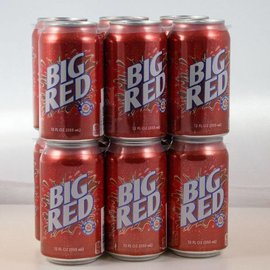 Big Big Red 12er Set