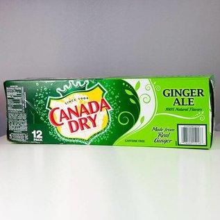 Canada Dry Canada Dry 12er Set