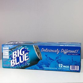 Big Big Blue 12er Set