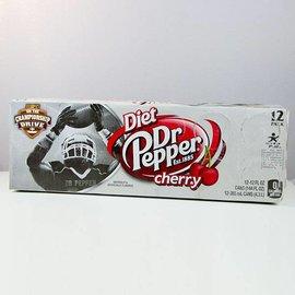 Dr. Pepper Dr. Pepper Diet Cherry 12er Set
