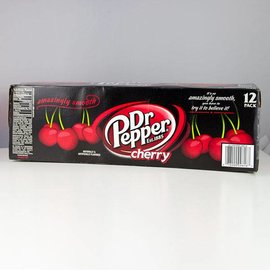 Dr. Pepper Dr. Pepper Cherry 12er Set