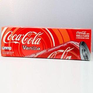 Coca Cola Coca-Cola Vanilla 12er Set
