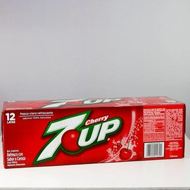 7 Up 7 Up Cherry 12er Set
