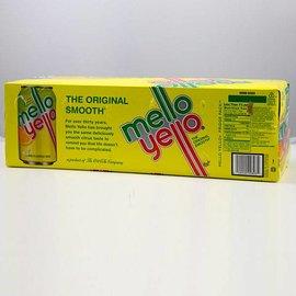 Mello Yello Mello Yello Smooth Citrus Soda 12er Set