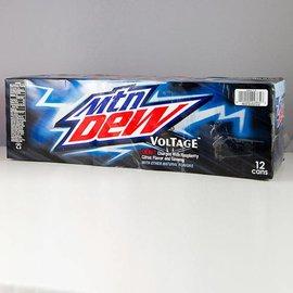 Mountain Dew Mountain Dew Voltage 12er Set