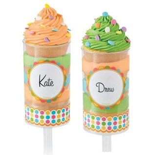 Wilton Wilton Treat Pops Labels / Etiketten