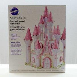 Wilton Wilton Castle Cake Set - Burg