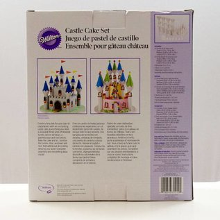 Wilton Wilton Castle Cake Set - Burg / Schloss Kuchen Set