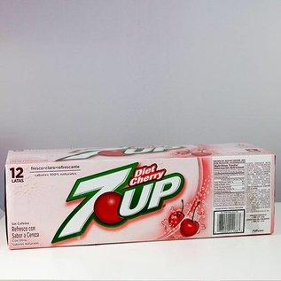 7 Up 7 UP Cherry Diet