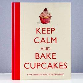 Book Keep Calm and Bake Cupcakes