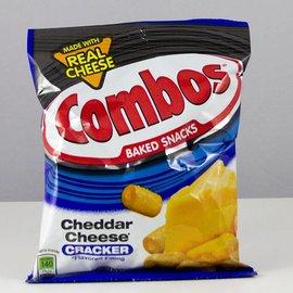Combos Combos Cheddar Cracker