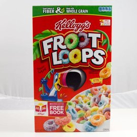 Kellogs Kellogs Froot Loops