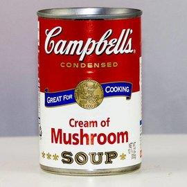 Campbell's Campbells Cream of Mushroom Soup