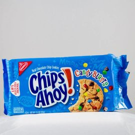 Chips Ahoy Chips Ahoy ! Candy Blast