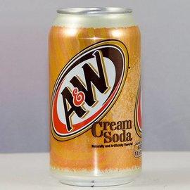 A&W A&W Cream Soda
